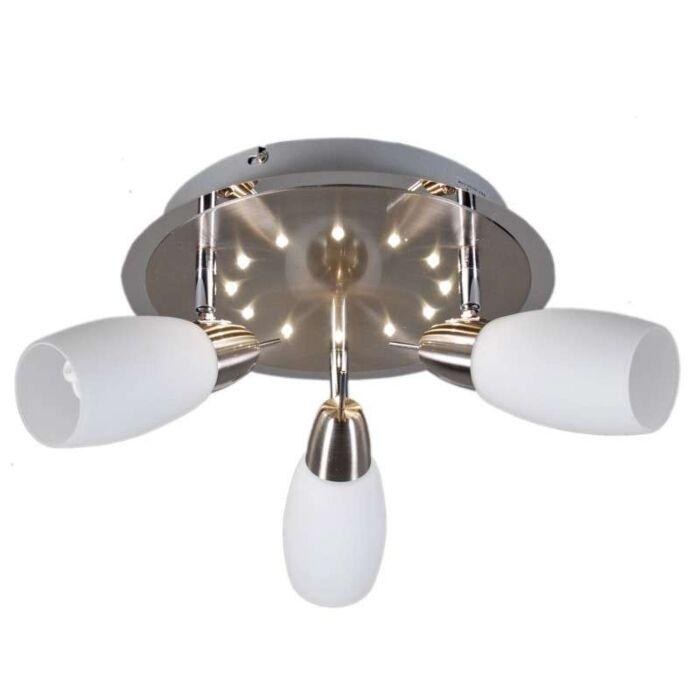 Λαμπτήρας-οροφής-Atom-3-στρογγυλό-LED