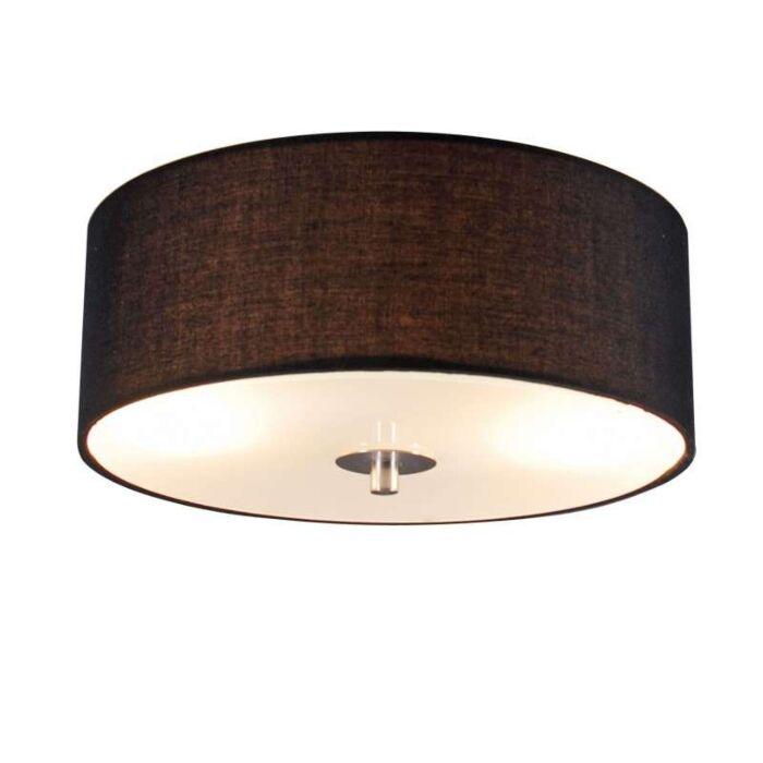 Φωτιστικό-οροφής-μαύρο-30-cm---Τύμπανο