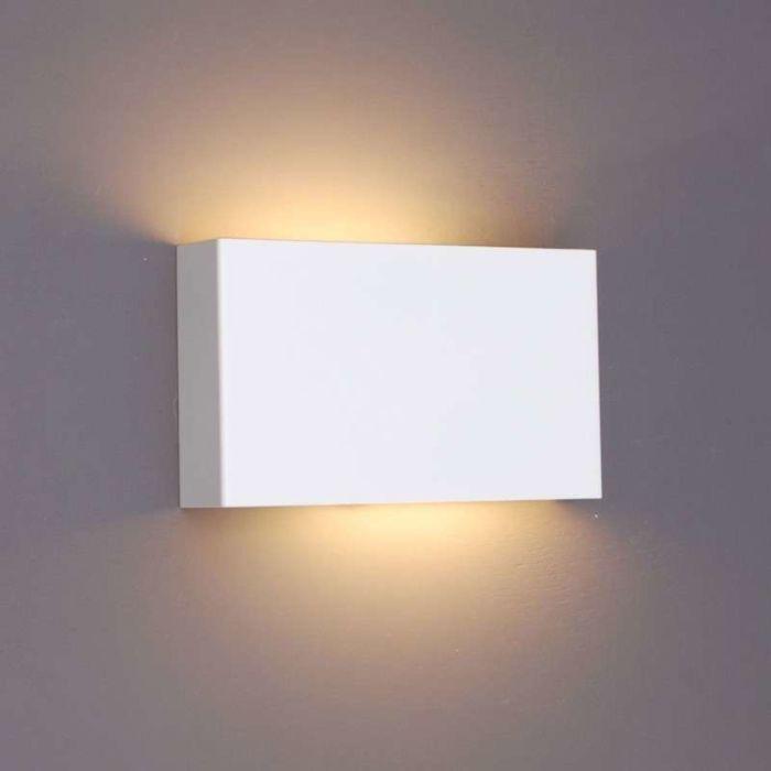Φωτιστικό-τοίχου-Otan-λευκό