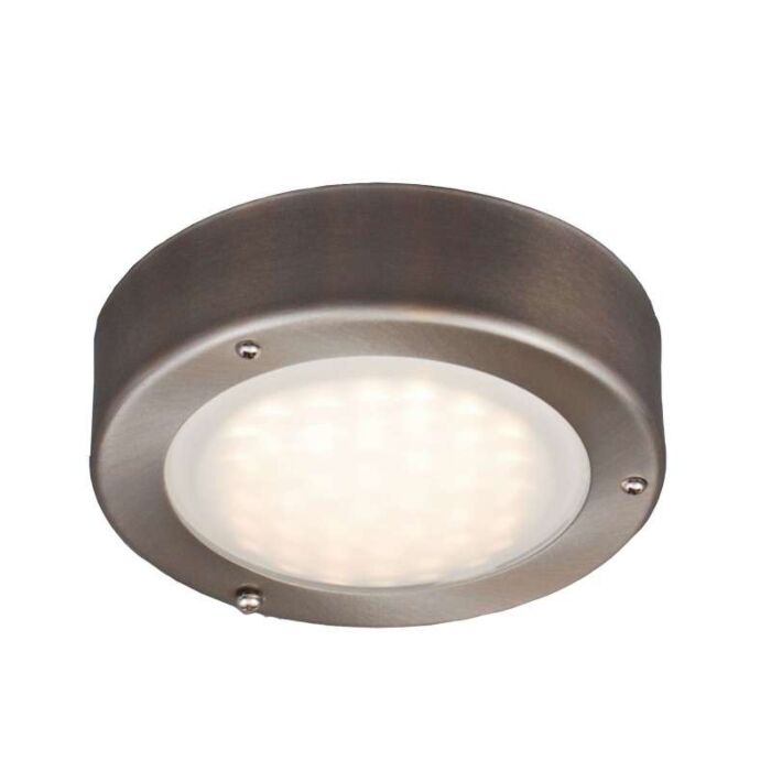 Λαμπτήρας-οροφής-τοίχου-Saygo-στρογγυλό-LED