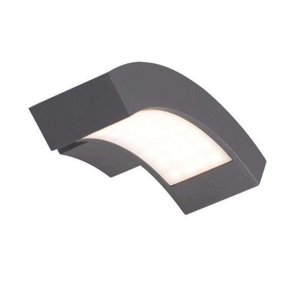 Εξωτερική-λάμπα-Σουηδία-LED-γραφίτη
