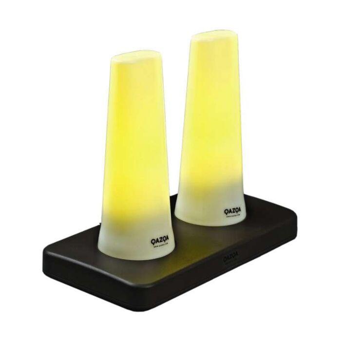 Σετ-δύο-επαναφορτιζόμενων-λαμπτήρων-LED-ΣΩΛΗΝΑ