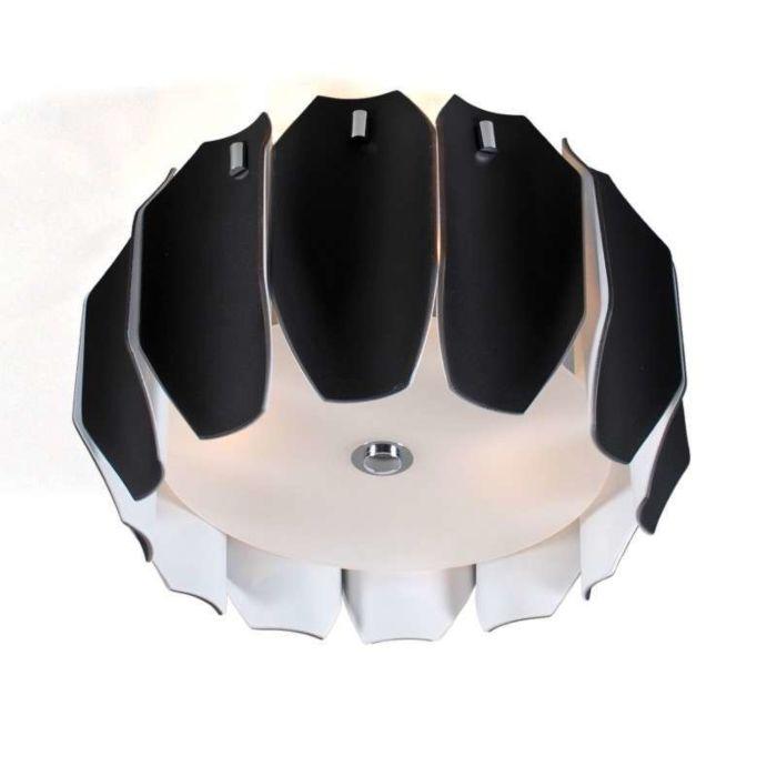 Φωτιστικό-οροφής-Archo-40-χρώμιο---μαύρο