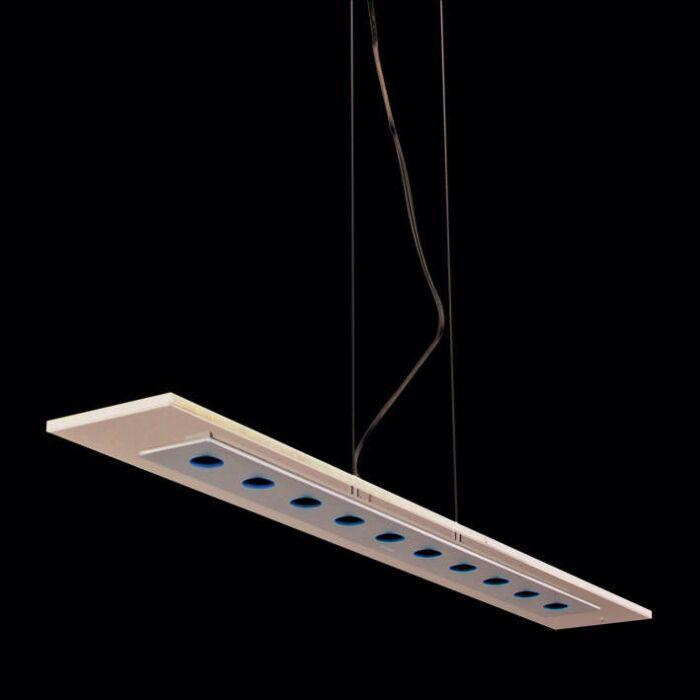 Κρεμαστή-λάμπα-Credo-Straight-100-LED-μαύρο