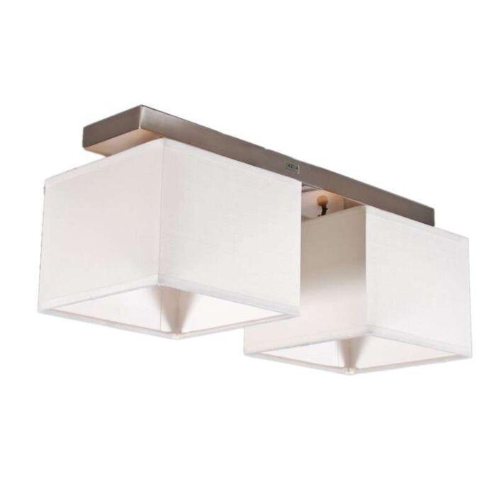 Φωτιστικό-οροφής-VT-2-λευκό