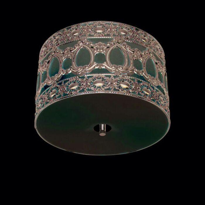 Φωτιστικό-οροφής-Midar-30-χρώμιο