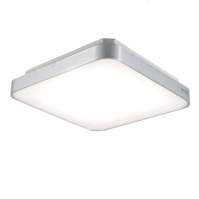 Φωτιστικό-οροφής-Screen-Square-40-αλουμίνιο