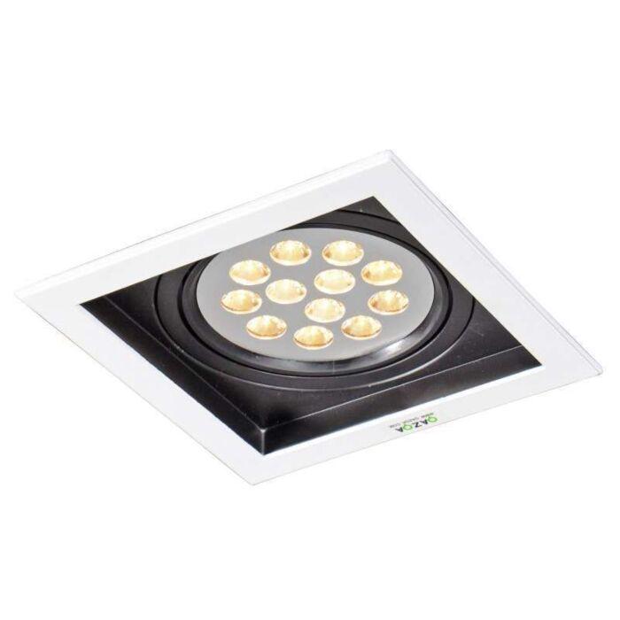 Downlight-Ultra-LED-λευκό