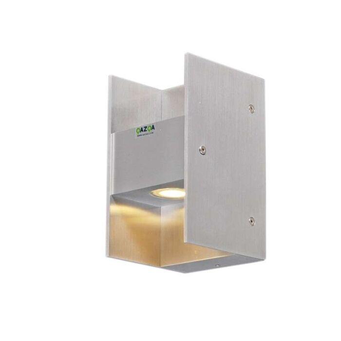 Φωτιστικό-τοίχου-Luna-II-αλουμίνιο-LED-IP54