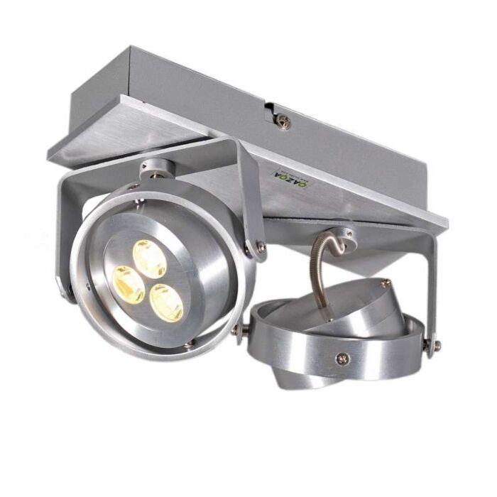 Spot-Keoni-2-LED-αλουμινίου