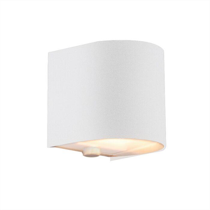Φωτιστικό-τοίχου-Torci-λευκό