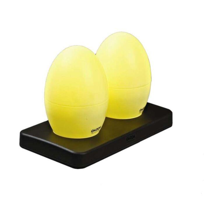 Σετ-δύο-επαναφορτιζόμενων-λαμπτήρων-LED-EGG