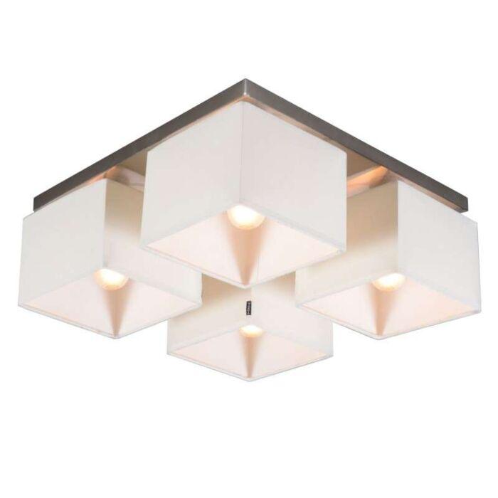 Φωτιστικό-οροφής-VT-4-λευκό
