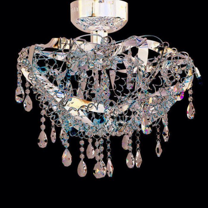 Φωτιστικό-οροφής-Duchesse-10-χρώμιο