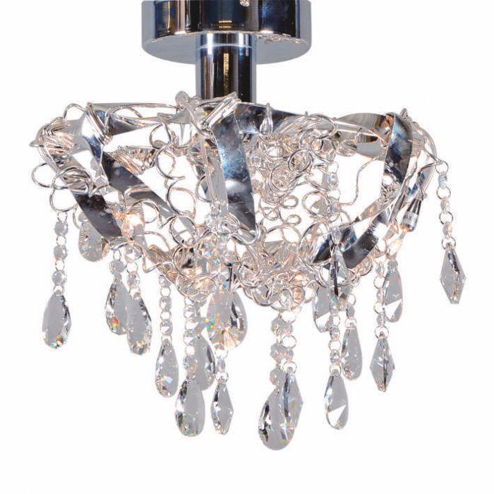 Φωτιστικό-οροφής-Duchesse-5-χρώμιο