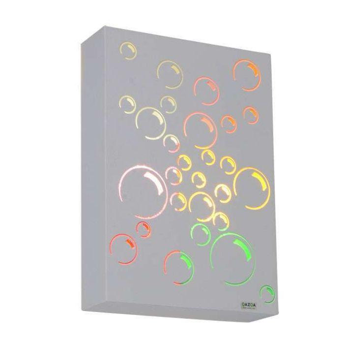 Φωτιστικό-τοίχου-Παιδικές-φυσαλίδες