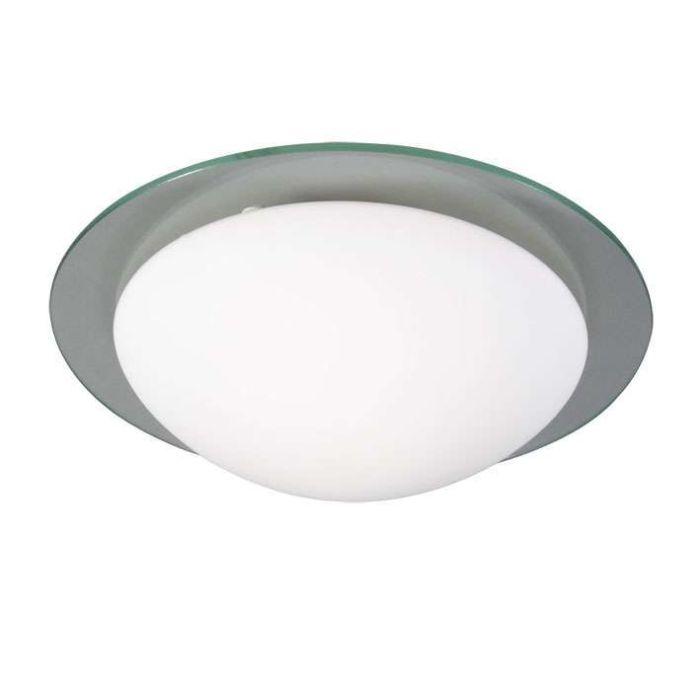 Φωτιστικό-οροφής-Menta-30-γυάλινο-δαχτυλίδι