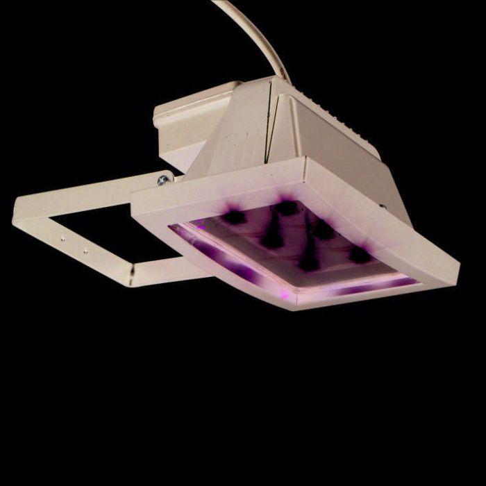 Μαύρο-προβολέα-LED