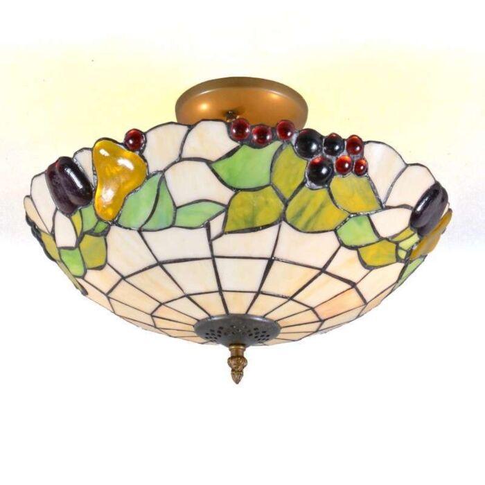 Φωτιστικό-οροφής-Tiffany-Mybster