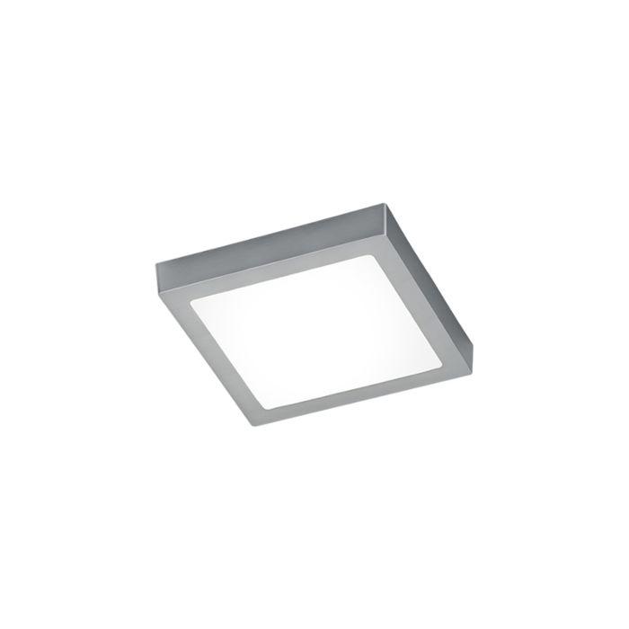 Μοντέρνος-χάλυβας-λαμπτήρων-τετράγωνης-οροφής-με-γυαλί-με-LED---Boy