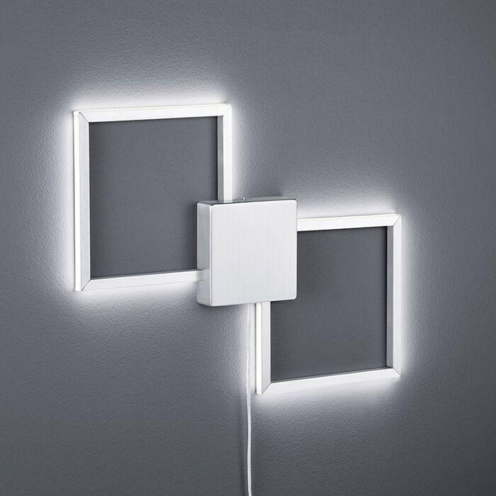 Μοντέρνο-φωτιστικό-τοίχου-από-χάλυβα-με-LED---Carpo